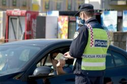 POLICIJA: Najava pojačanih aktivnosti policije tijekom predstojećeg vikenda
