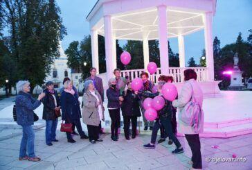 U Bjelovaru obilježen Mjesec borbe protiv raka dojke: Godišnje u našoj županiji oboli oko 70 žena