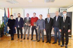 Županijska komora Bjelovar: Dodijeljene plakete Zlatna kuna najuspješnijim trgovačkim društvima u 2020.
