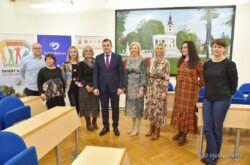 Gradonačelnik Hrebak upriličio prijem za devet nagrađenih bjelovarskih učitelja i profesora
