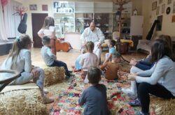 Mitološka bića u HORKUD Golubu – Nova radionica za djecu