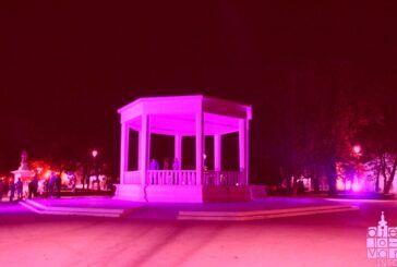 Listopad – mjesec borbe protiv raka dojke: Bjelovarski paviljon zasjat će u ružičastoj boji