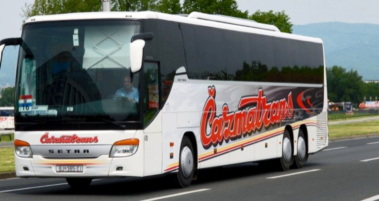 cazmatrans autobus