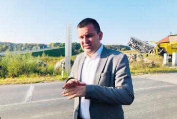 Gradonačelnik Hrebak u Trojstvenoj ulici: Radovi kreću tijekom ovog tjedna i trajat će do dva mjeseca