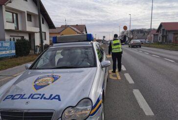 Rezultati akcije: Policija utvrdila 27 prekršaja korištenja mobitela u vožnji te 26 prekršaja nekorištenja sigurnosnog pojasa