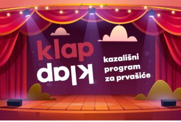 Kazališni program za prvašiće u Domu kulture u Bjelovaru
